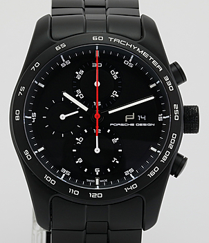 Porsche Design Ref. 6010.1.01.001.01.2 year 2018 Gents Watches | Meertz World of Time
