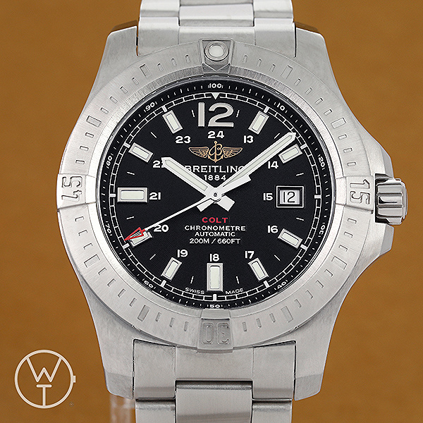 Breitling Colt Automatic 44 Ref. A17388101B2A1