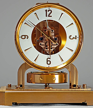 Jaeger LeCoultre Atmos year ca. 1965 Pendulas | Meertz World of Time