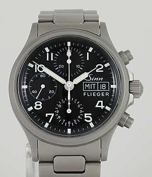 Sinn Flieger Ref. 356 Jahr 2011 Herrenuhren | Meertz World of Time