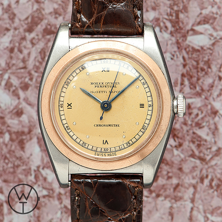 ROLEX Oyster Perpetual Ref. 3133