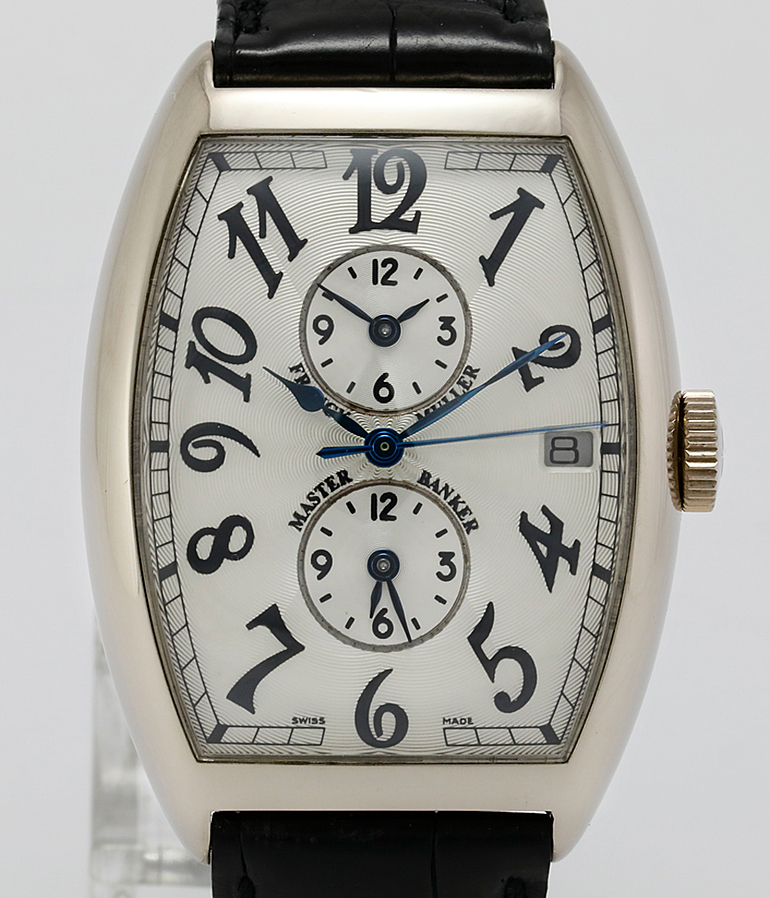 Franck Muller Master Banker year 2005 Gents Watches | Meertz World of Time