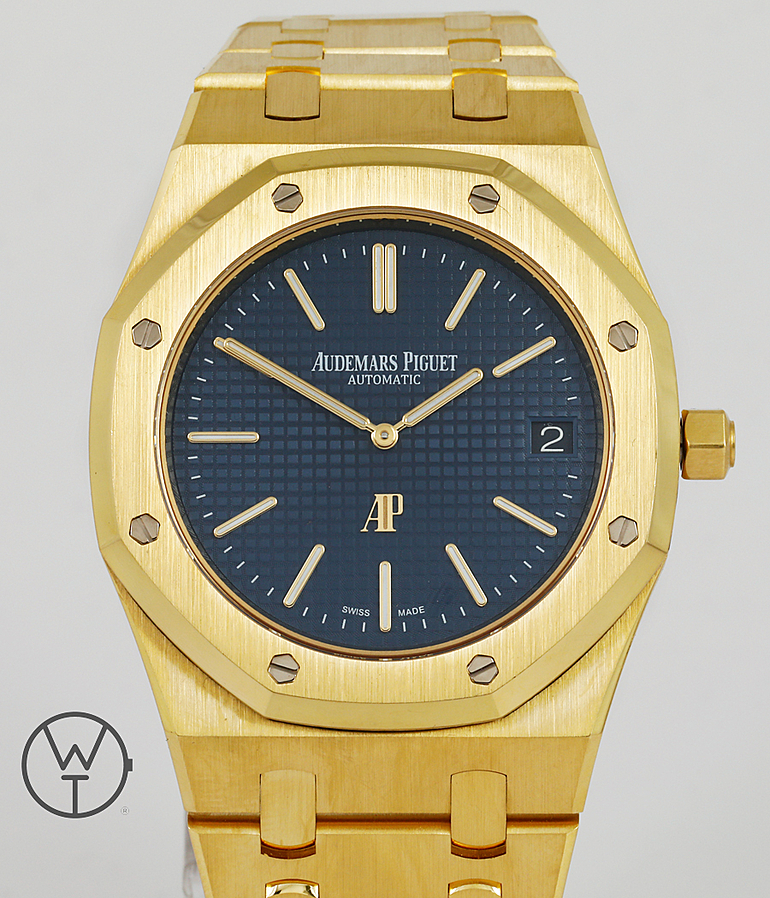 AUDEMARS PIGUET Royal Oak Ref. 15202BA.OO.1240BA.01