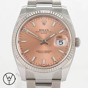 ROLEX Date Ref. 115234