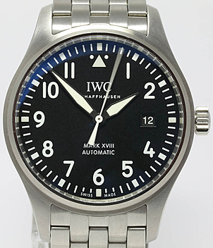 IWC Fliegeruhr | Meertz World of Time