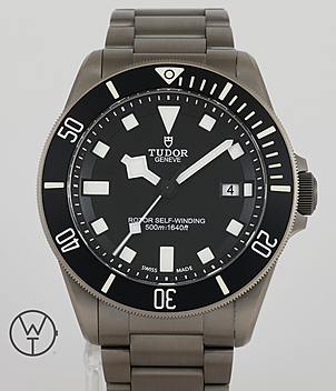 Tudor Pelagos  Ref. 25500TN year 2014 Gents Watches | Meertz World of Time