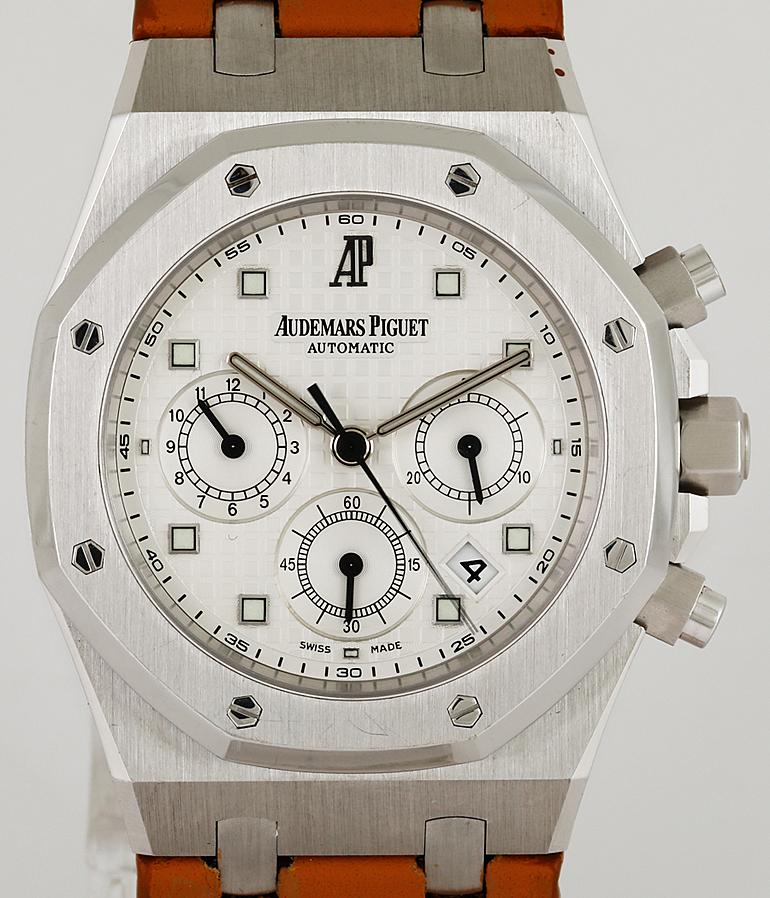 Audemars Piguet Royal Oak RefId 26022BC.OO.D002CR.01 year 2009 Gents Watches | Meertz World of Time