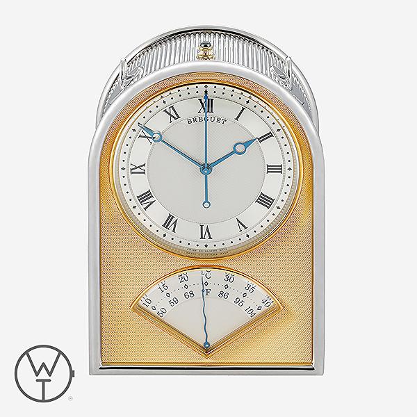 BREGUET Pendulette Classique Ref. 6190AG12