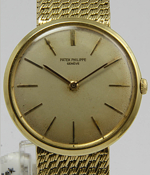 Patek Philippe Ref. 2591 Herrenuhren, Vintage, Damenuhren | Meertz World of Time