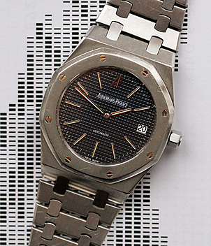 Audemars Piguet Royal Oak Ref. 5402 ST year ca. 1978 Gents Watches, Vintage | Meertz World of Time