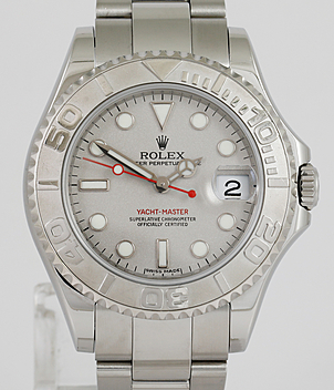 Rolex Yacht Master Ref. 168622 Jahr 2011 Damenuhren | Meertz World of Time