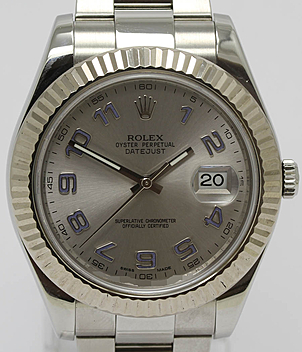 Rolex Datejust 41 116334 | Meertz World of Time