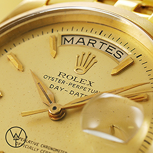 ROLEX Day Date Ref. 6612 B