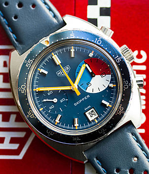 Heuer Skipper 73463 | Meertz World of Time