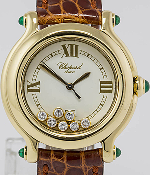 Chopard Happy Sport Ref. 4144 Jahr 1994 Damenuhren | Meertz World of Time