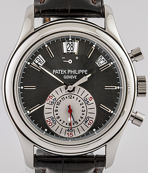 Patek Philippe Jahreskalender Ref. 5960 P year 2008 Gents Watches | Meertz World of Time