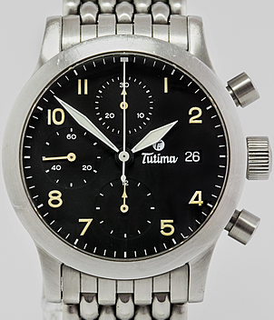 Tutima year 2010 Gents Watches | Meertz World of Time