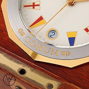 Corum Admirals Cup Ref. Schiffsuhr