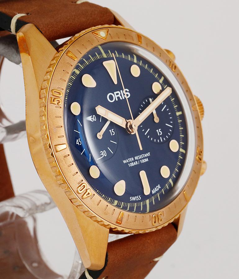ORIS Carl Brashear Ref. 77177443185