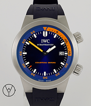 IWC Aquatimer Ref. 3548 year 2005 Gents Watches | Meertz World of Time