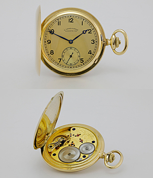 Lange & Söhne Pocket watch year 1925 Pocket-Watches | Meertz World of Time
