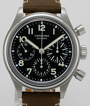 Longines Heritage Avigation Ref. L28164532 year 2018 Gents Watches | Meertz World of Time
