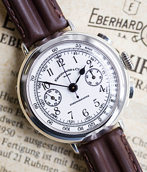 Eberhard | Meertz World of Time