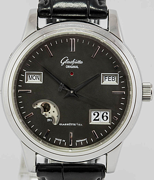 Glashütte Original Senator Ref. 3950142204 Jahr 2005 Herrenuhren | Meertz World of Time