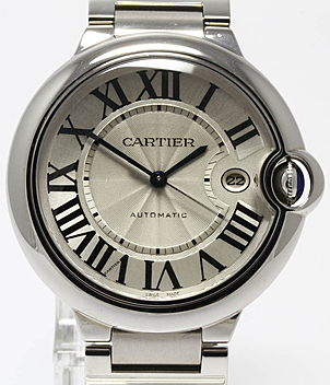 Cartier Ballon Bleu Ref. W69012Z4 Jahr 2012 Herrenuhren, Damenuhren | Meertz World of Time