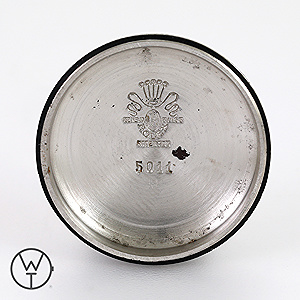 ROLEX Bubble Back Ref. 5011