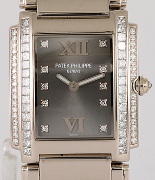 Patek Philippe Twenty~4 Ref. 4910 G Jahr 2000 Damenuhren | Meertz World of Time