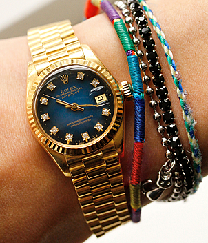Rolex Vintage Lady Datejust Ref. 6917 year 1978 Ladies Watches | Meertz World of Time