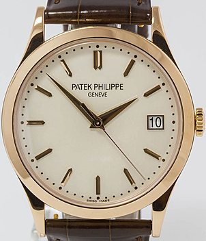 Patek Philippe Calatrava Ref. 5296 R Jahr 2009 Herrenuhren | Meertz World of Time