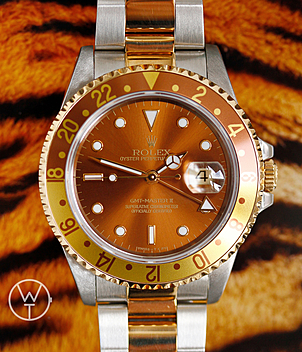 Rolex GMT Ref. 16713 year 1995 Gents Watches | Meertz World of Time