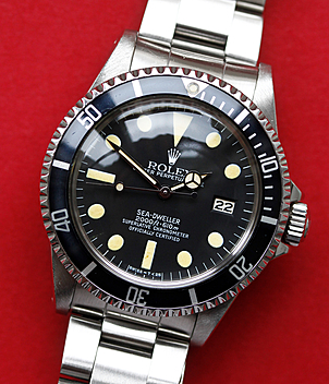 Rolex Vintage Sea Dweller Ref. 1665 Jahr 1981 Herrenuhren | Meertz World of Time