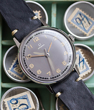 Omega year 1945 Gents Watches, Vintage | Meertz World of Time