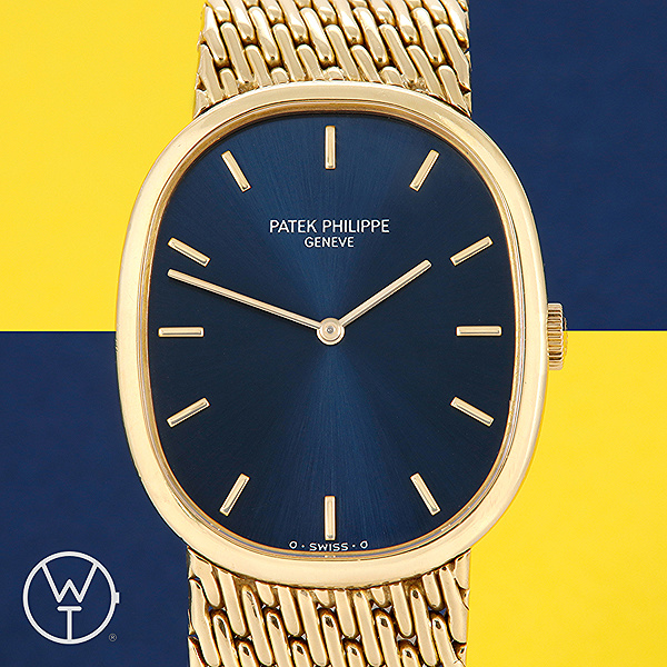 PATEK PHILIPPE Ellipse d´Or Ref. 3848/008