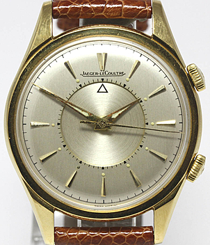 Jaeger LeCoultre Memovox Ref. E 856 year 1960 Gents Watches, Vintage, Ladies Watches | Meertz World of Time