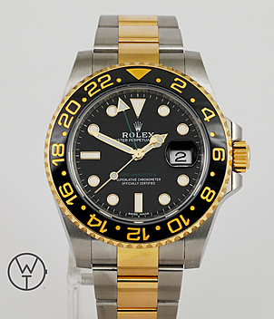 Rolex GMT Ref. 116713LN year 2018 Gents Watches | Meertz World of Time