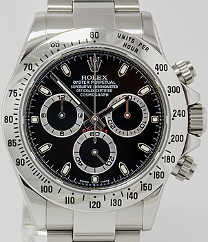 Rolex Daytona Cosmograph Ref. 116520 year 2014 Gents Watches | Meertz World of Time