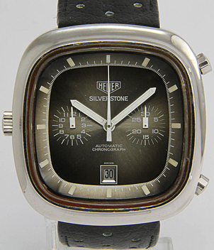 Heuer Silverstone Ref. 110.313 F year ca. 1974 Gents Watches, Vintage | Meertz World of Time