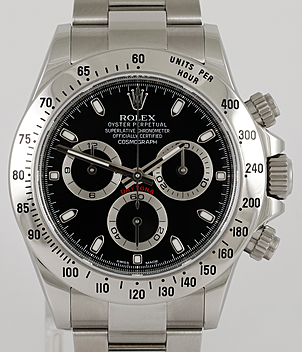 Rolex Daytona Cosmograph Ref. 116520 Jahr 2012 Herrenuhren | Meertz World of Time
