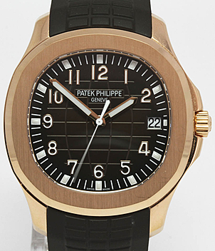 Patek Philippe Aquanaut Ref. 5167 R year 2015 Gents Watches | Meertz World of Time