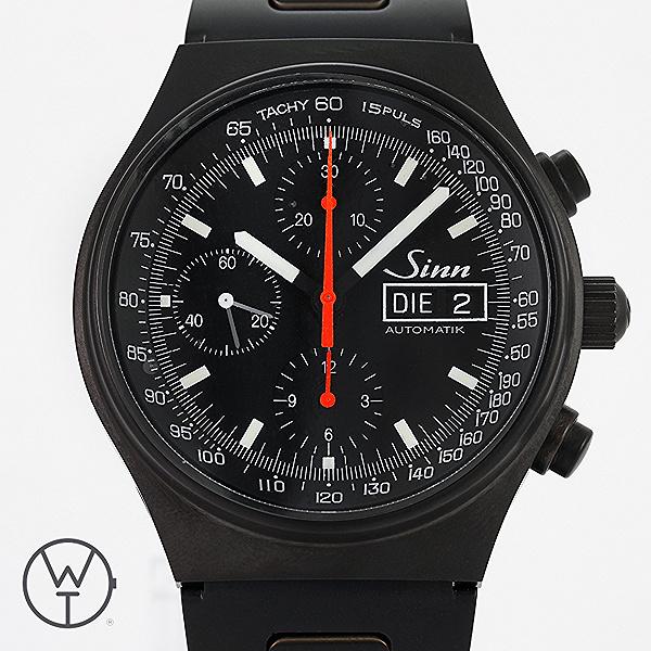SINN Sportchronograph Ref. 144 ST S Jubiläum