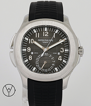 Patek Philippe Aquanaut Ref. 5164A-001 year 2013 Gents Watches | Meertz World of Time
