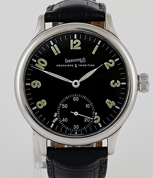 Eberhard Traversetolo Ref. 21016 year 2000 Gents Watches | Meertz World of Time