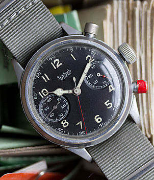 Hanhart Jahr 1944 Herrenuhren, Vintage | Meertz World of Time