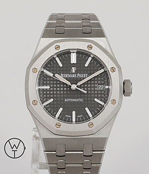 Audemars Piguet Royal Oak Ref. 15450ST.OO.1256ST.02 year 2017 Gents Watches | Meertz World of Time