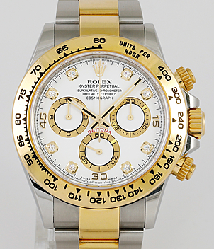 Rolex Daytona Cosmograph Ref. 116503 Jahr 2017 Herrenuhren | Meertz World of Time