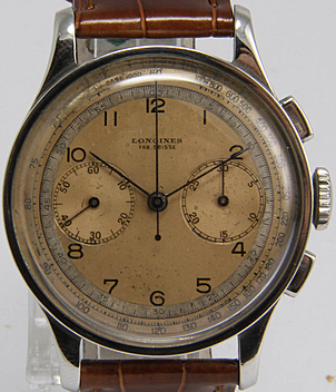 Longines Jahr 1942 Herrenuhren, Vintage | Meertz World of Time